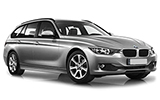 Car rental BMW
