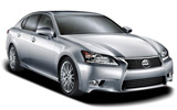 Car rental Lexus
