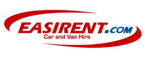 Easirent car rental at Heathrow, UK