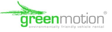 Greenmotion car rental at Heathrow, UK