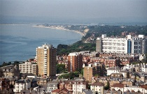 Car rental in Bournemouth, UK