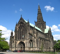 Car rental in Glasgow, The Cathedral, UK