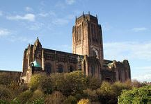 Car rental in Liverpool, The Cathedral, UK