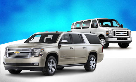 Book in advance to save up to 40% on 12 seater (12 passenger) VAN car rental in Worcester