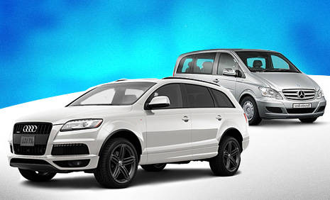Book in advance to save up to 40% on 6 seater car rental in Penryn