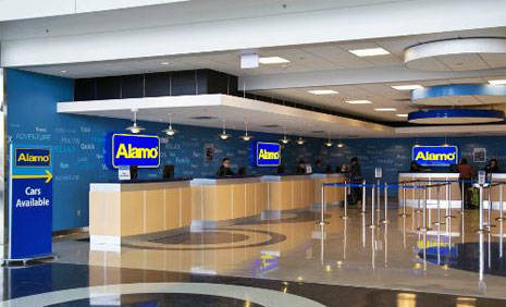 Book in advance to save up to 40% on Alamo car rental in Portsmouth