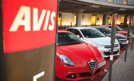 Book in advance to save up to 40% on AVIS car rental in Glasgow - Airport - International [GLA]