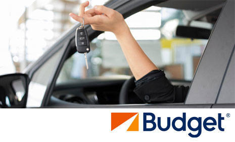 Book in advance to save up to 40% on Budget car rental in Peterborough