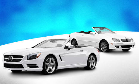 Book in advance to save up to 40% on Convertible car rental in Burnley - Train Station - Central Sation