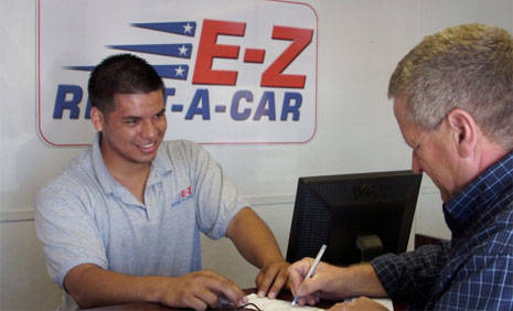 Book in advance to save up to 40% on E-Z car rental in Durham