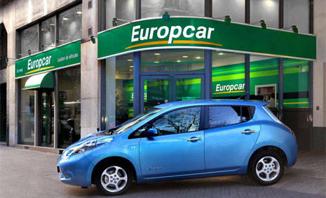 Book in advance to save up to 40% on Europcar car rental in Rochdale