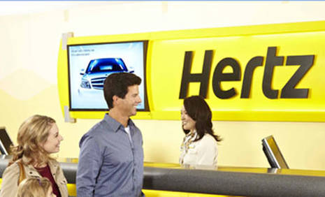 Book in advance to save up to 40% on Hertz car rental in London - City Airport [LCY]