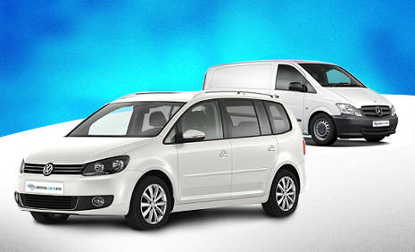 Book in advance to save up to 40% on VAN Minivan car rental in Isle Of Man - Airport - Ronaldsway [IOM]