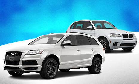 Book in advance to save up to 40% on SUV car rental in Glasgow - Downtown