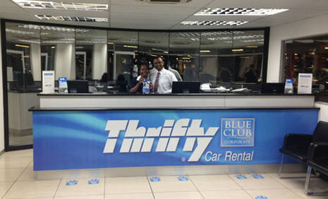Book in advance to save up to 40% on Thrifty car rental in Dundee